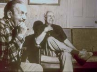 Sandy Low and Thomas Hart Benton